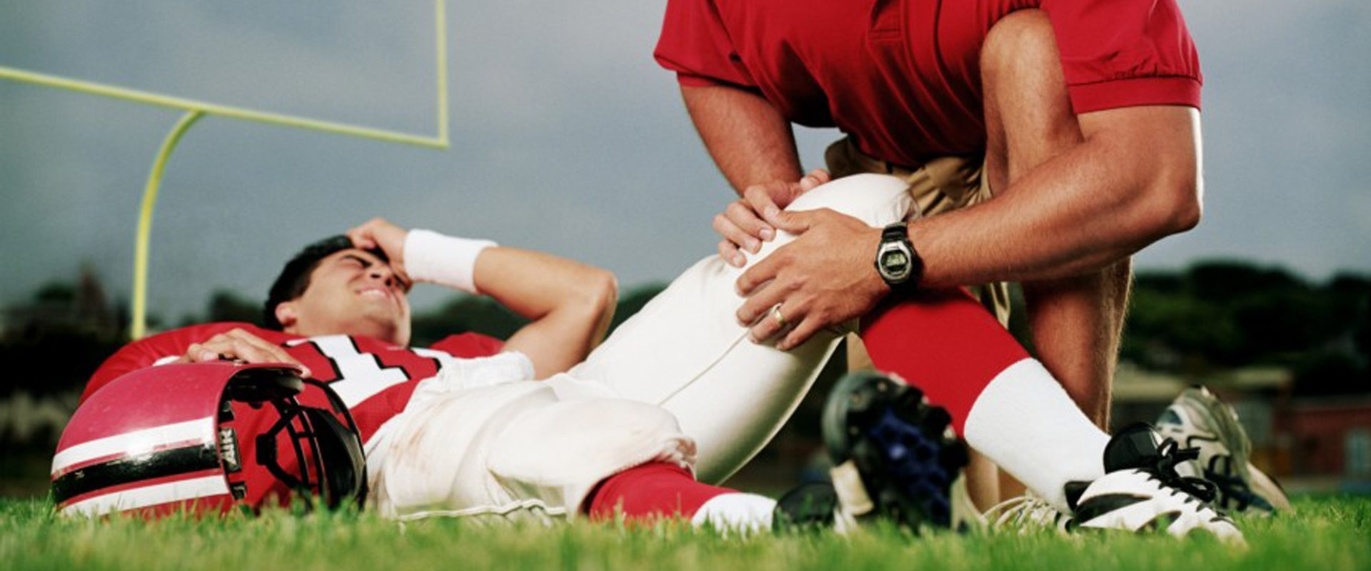DO NOT NEGLECT SPORT INJURIES